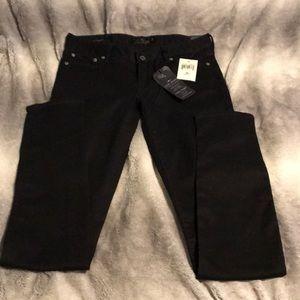 Lucky Brand Lolita black jeans NWT size 26R